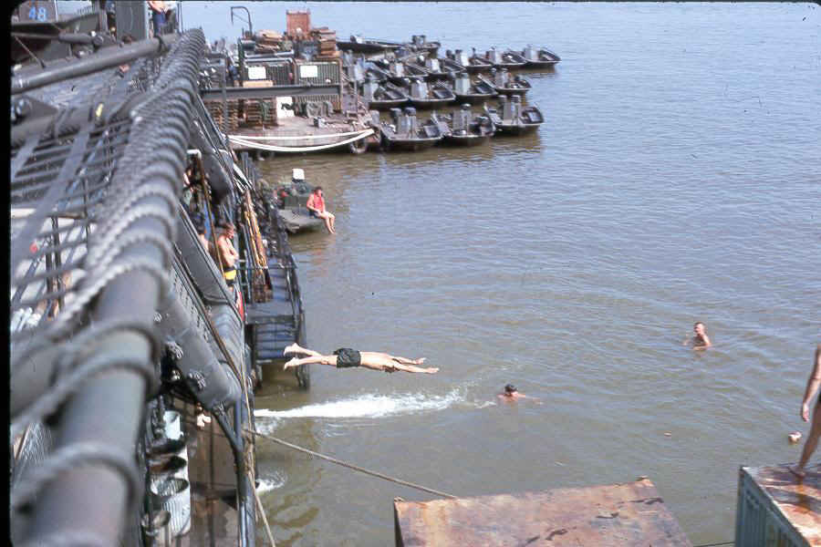 The yrbm 20 is the delta hilton of the brownwater navy in vietnam for Hood river swimming pool hours